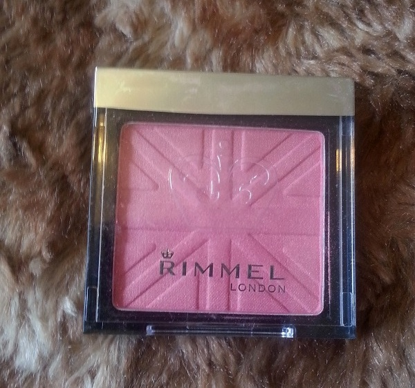 Rimmel London Lasting Finish Soft Colour Blush 050 Live Pink  (1)