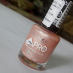 Rimmel London Lycra Pro Oyster Pink Nail Enamel Review