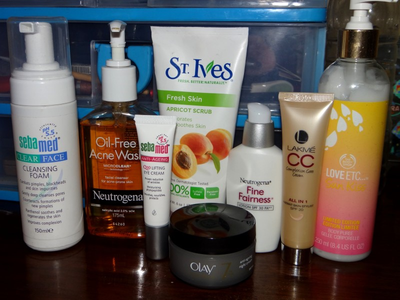 skincare routine for dry acne prone skin
