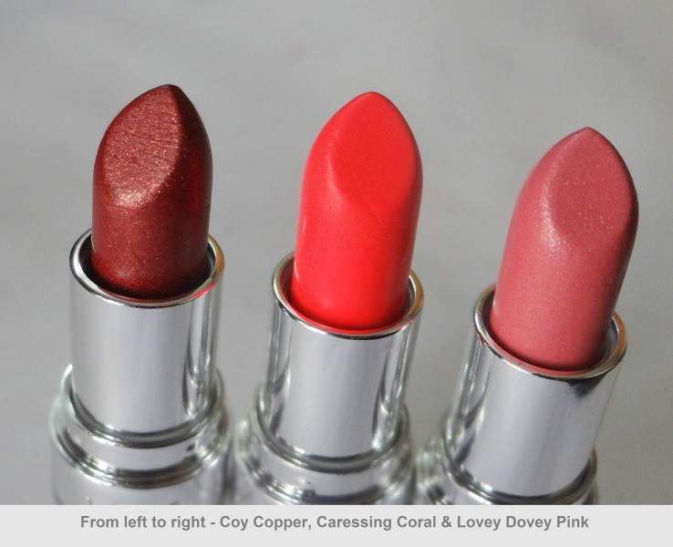 AVON Totally Kissable lipstick review swatches photo (5)