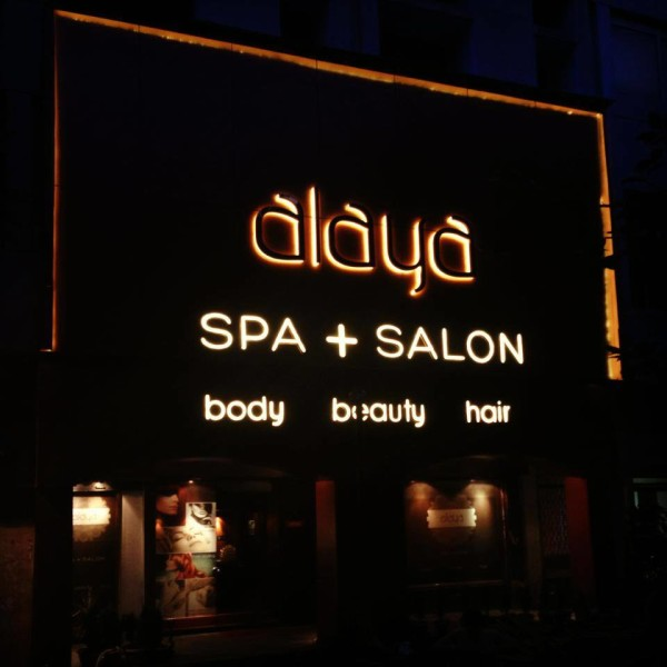 Alaya Spa & Salon saket
