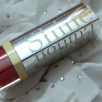 Bourjois Shine Edition Lipstick 22 Famous Fuchsia Review Swatches