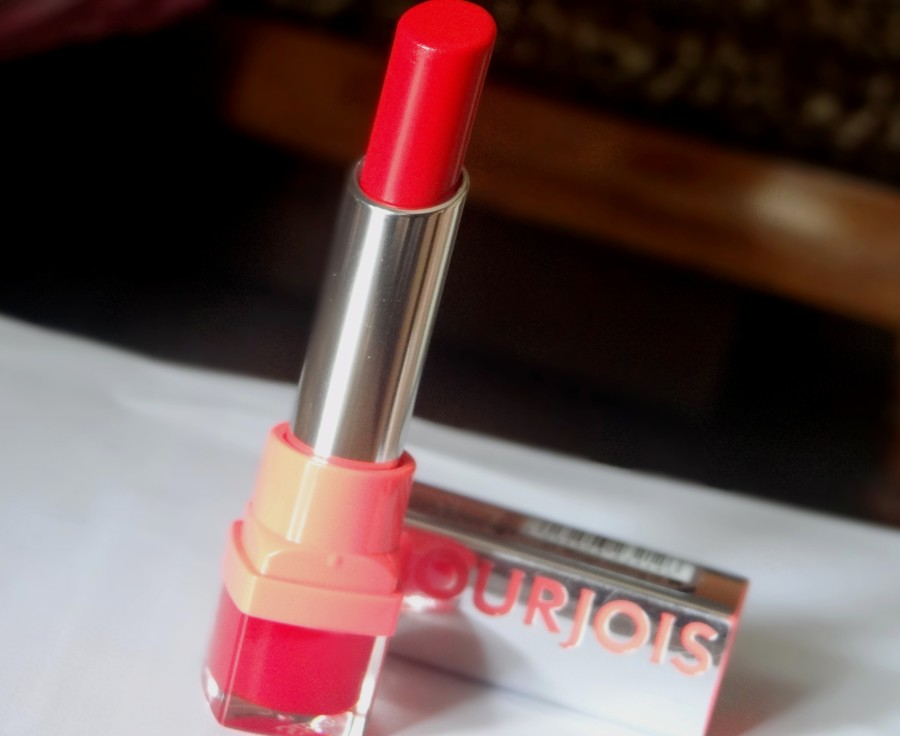 Bourjois Shine Edition Lipstick Rouge Making Of Review Swatches Photos (3)
