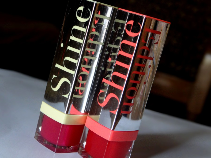 Bourjois Shine Edition Lipstick Rouge Making Of Review Swatches Photos (6)
