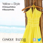 Yellow+ Style contest with Clinique & Bazaar
