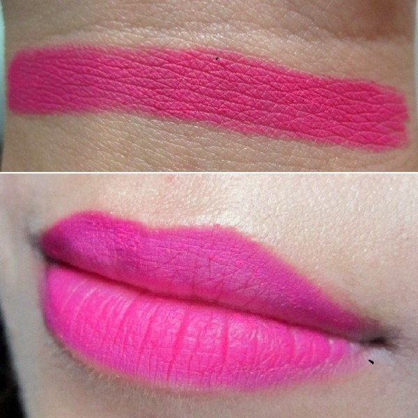 Colorbar Summer Pink Definer Lip Liner review swatches (5)