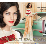 Royal by Sabyasachi- Lakme Absolute Creme Lip Colors