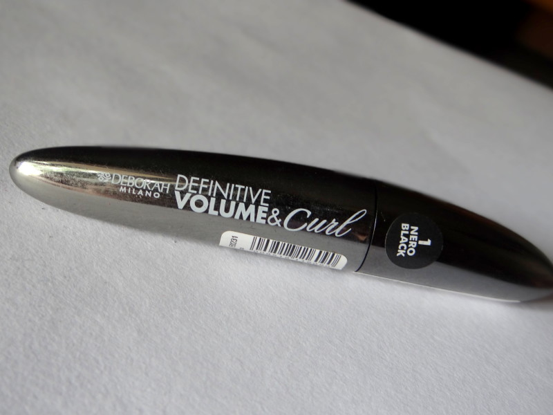 Deborah Milano Definitive Volume & Curl Mascara Review