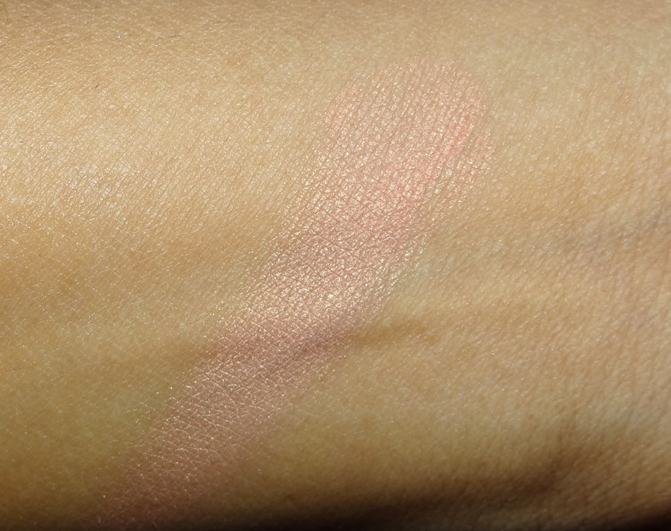 ELF Studio Blush Coral Candid review swatches (7)