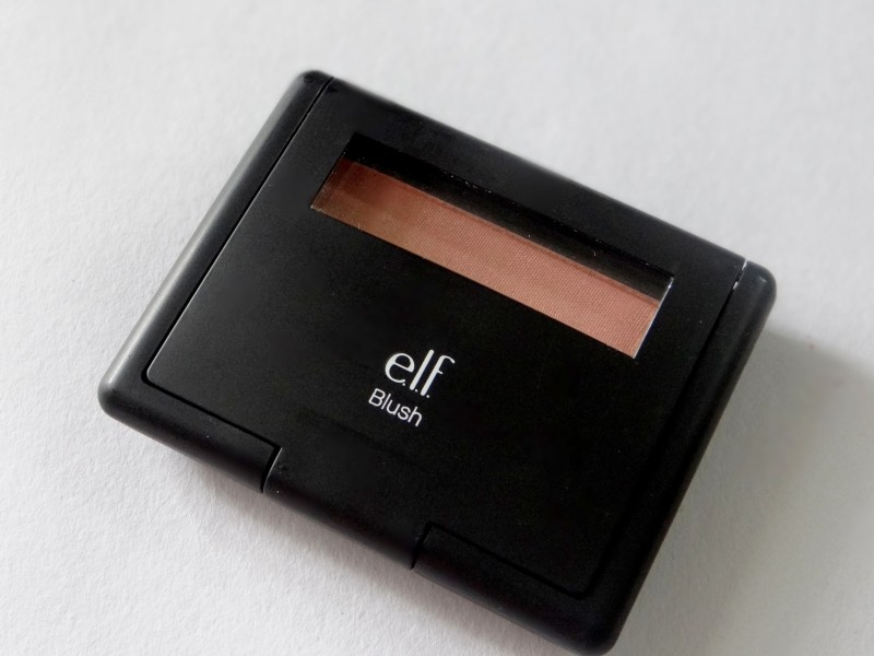 ELF Studio Blush Coral Candid review swatches (9)