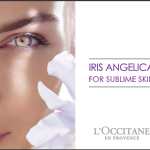 L'OCCITANE's New IRIS ANGELICA COLLECTION