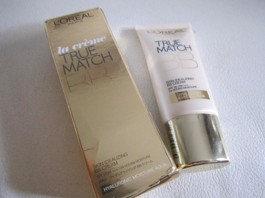 L'oreal True Match BB Cream review swatches (6)