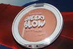 Maybelline Cheeky Glow Blush Creamy Cinnamon Review Swatches Photos