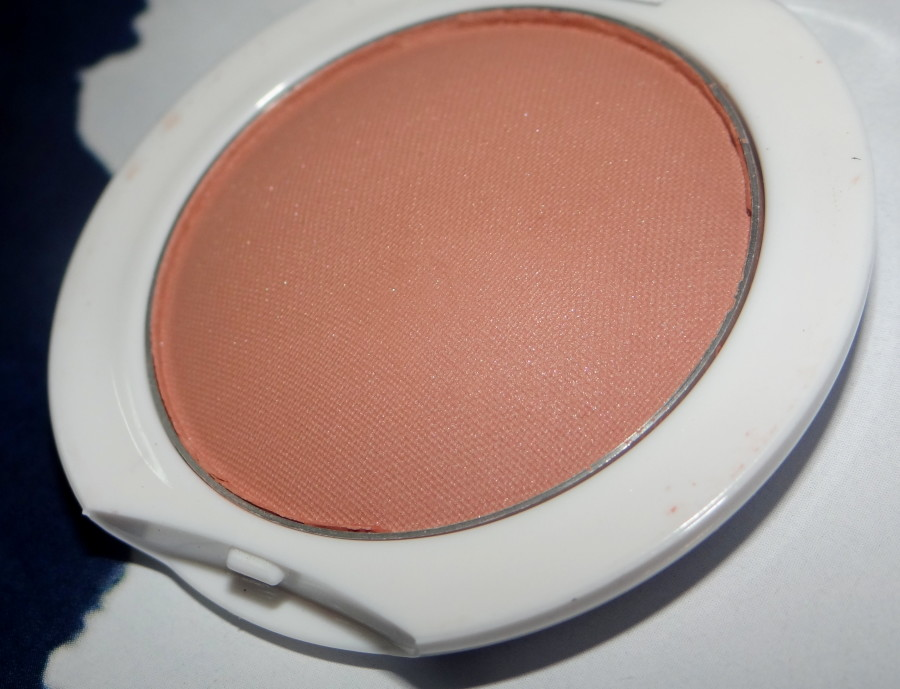 Maybelline Cheeky Glow Blush Creamy Cinnamon review swatches photos (4)