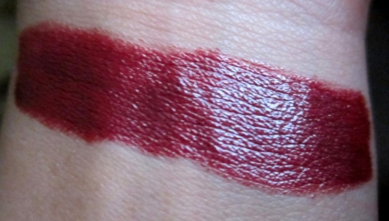 Revlon Super Lustrous Lipstick Rich Raspberry review swatches photos (4)