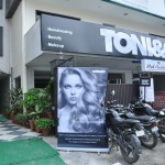 TONI&GUY India Salon Visit & Experience