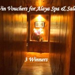 Contest Alert – Win Spa Sessions at Alaya Spa & Salon Delhi (3 Winners)