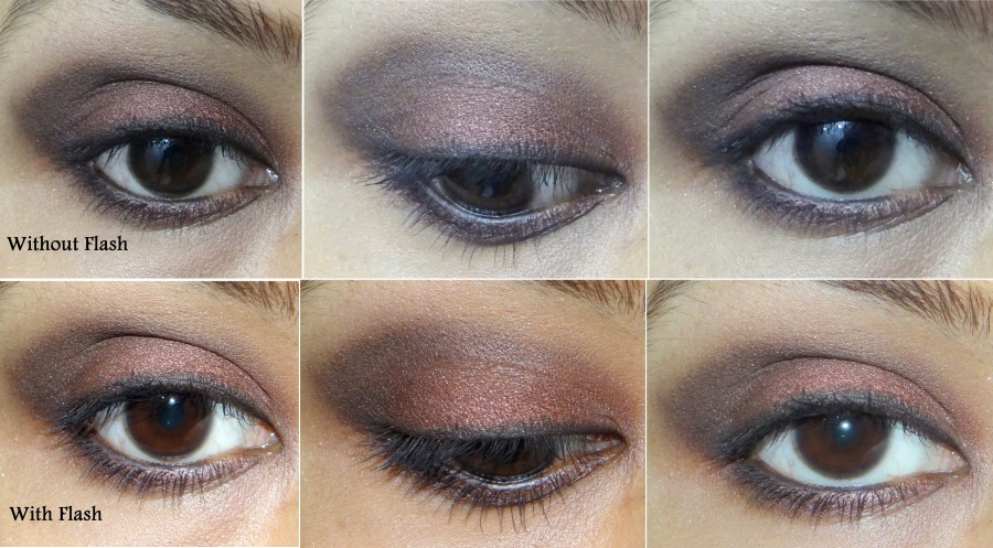 Bobbi Brown Metallic Eyeshadow Cognac Review Swatches Photos (5)
