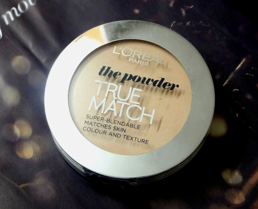 Loreal True Match Super Blendable Powder review (2)