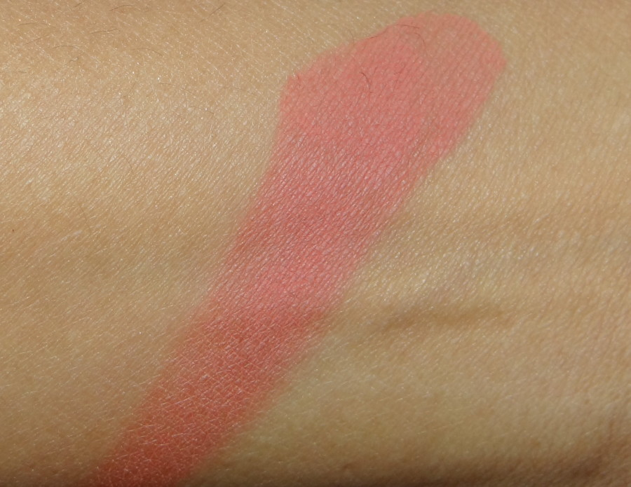 MAC Pinch Me Blush review swatches (1)