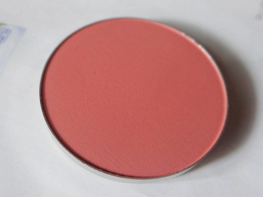 MAC Pinch Me Blush review swatches (3)