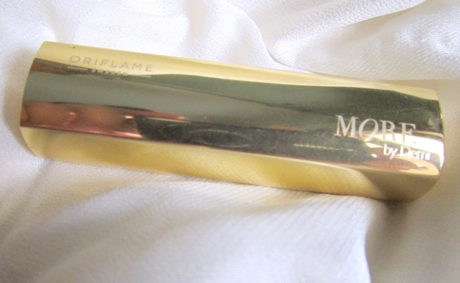 Oriflame More by Demi Moore Lipstick review (3)