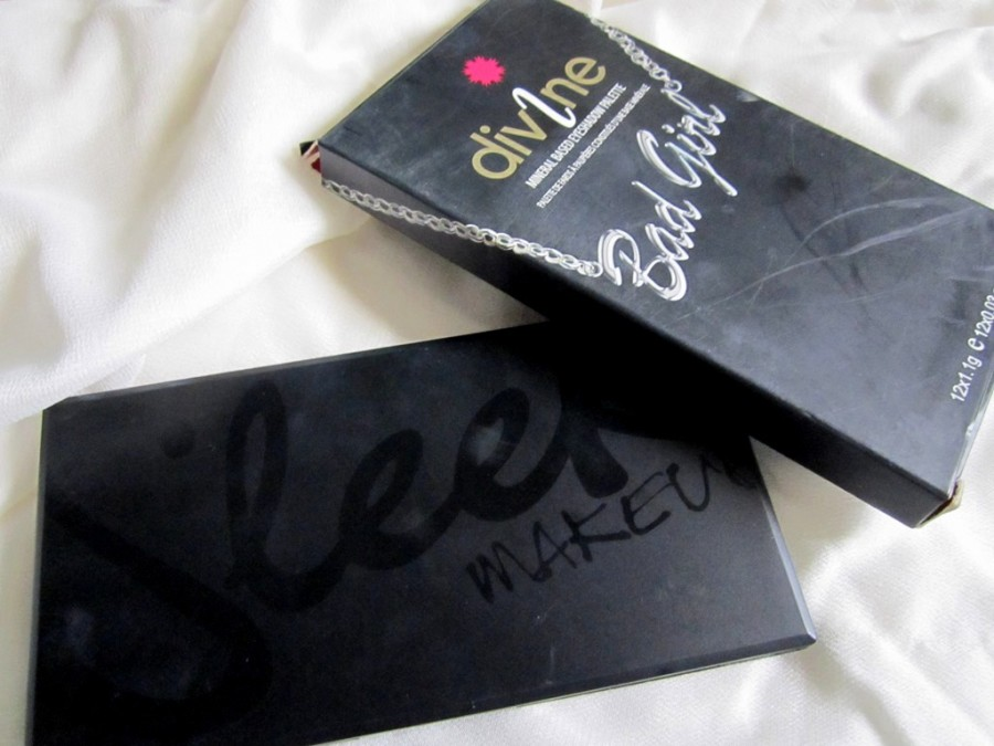 Sleek Bad Girl  palette review swatches photos (4)