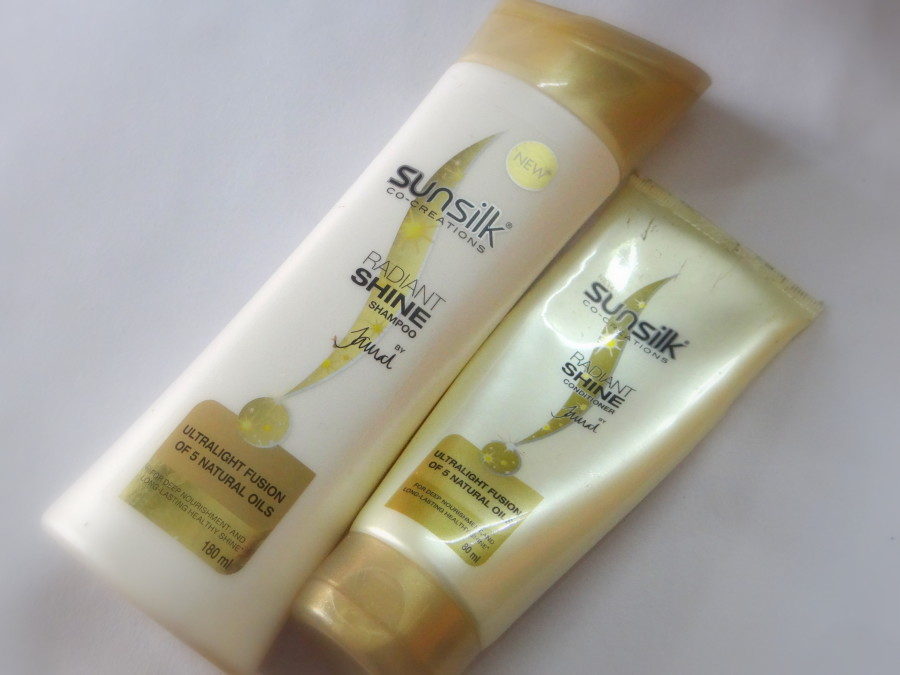Sunsilk Radiant Shine Shampoo Conditioner review