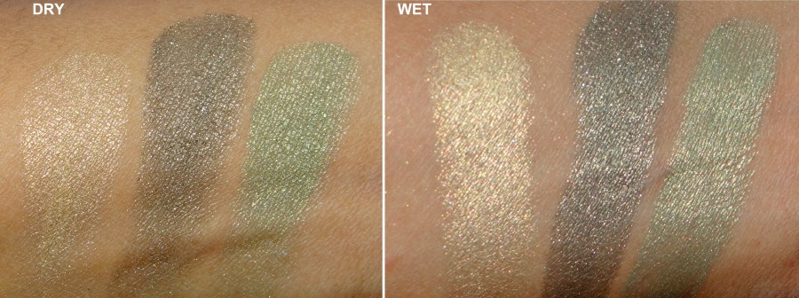 deborah ombretto trio hi-tech green rhapsody review swatches (3)