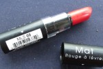 NYX Pure Red Matte Lipstick Review