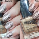 Avon Mosaic Effects Gold Glimmer Review