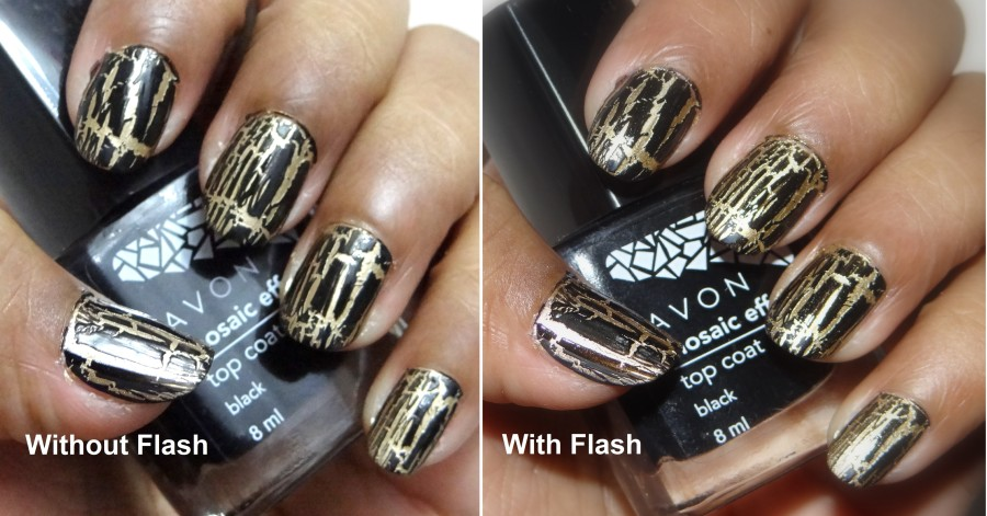 Avon Mosaic Effects Top Coat Black (3)