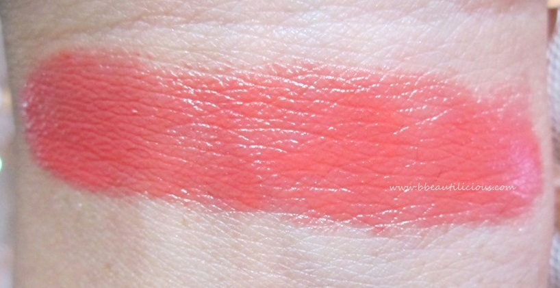 Bourjois Shine Edition 1 2 3 soleil review swatches 1