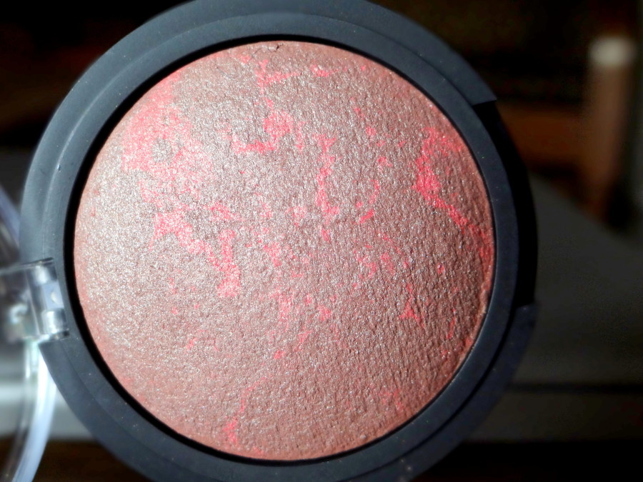 ELF Baked Blush Rich Rose review swatches photos (4)