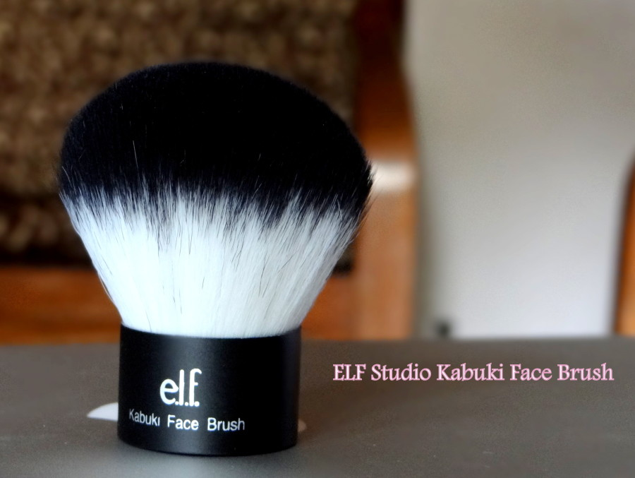 ELF Studio Kabuki Face Brush (1)