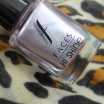 Faces Hi Shine Nail Enamel Chrome Review Photos