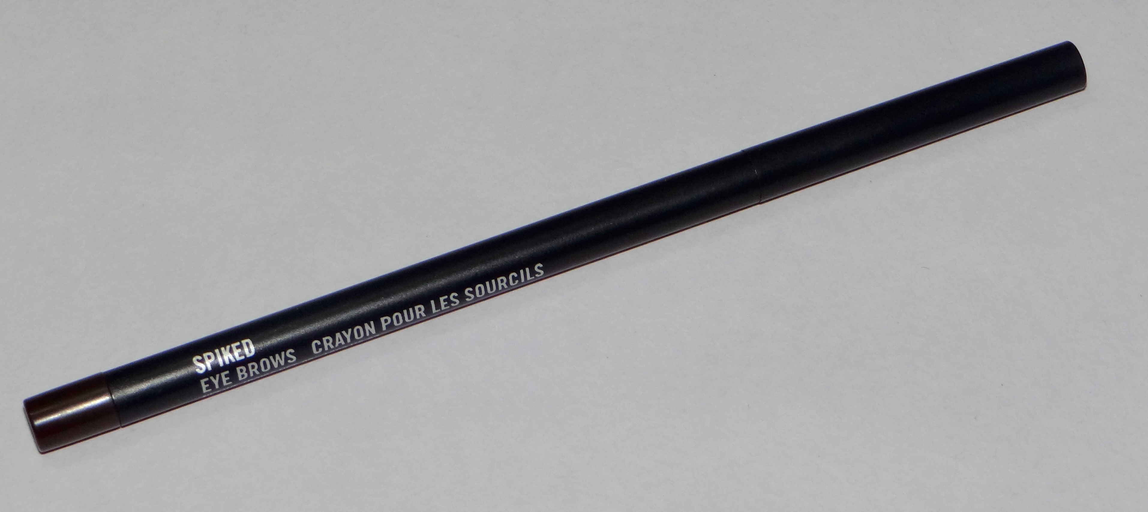 Mac Spiked Eyebrow Pencil Review Swatches Photosbe Beautilicious