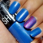 Maybelline Color Show Nail Enamel Review – Wine & Dine, Denim Dash