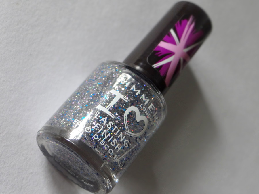 Rimmel Lasting Finish 500 Disco Ball Nail Enamel (3)