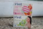 Vivel Beauty Soaps – Mixed Fruit & Green Tea