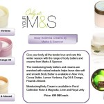 Marks & Spencer Body Butters & Creams