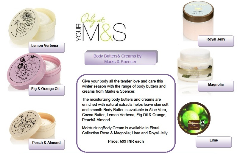 Body Butters  Moisturising Creams by Marks  Spencer