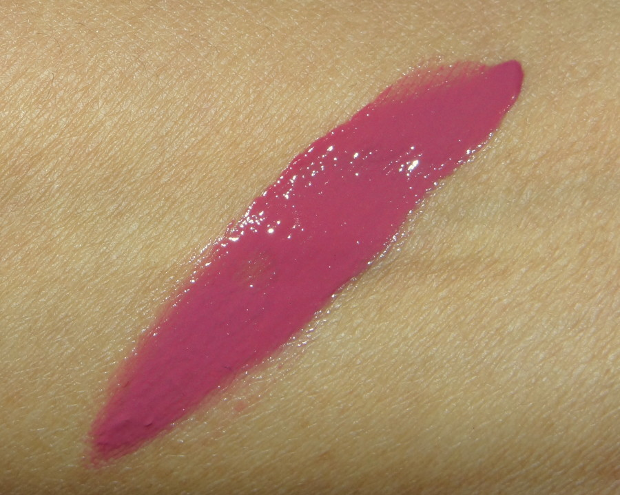 Colorbar Ange Rose Pout In a Pot Lip Color Review Swatches (1)