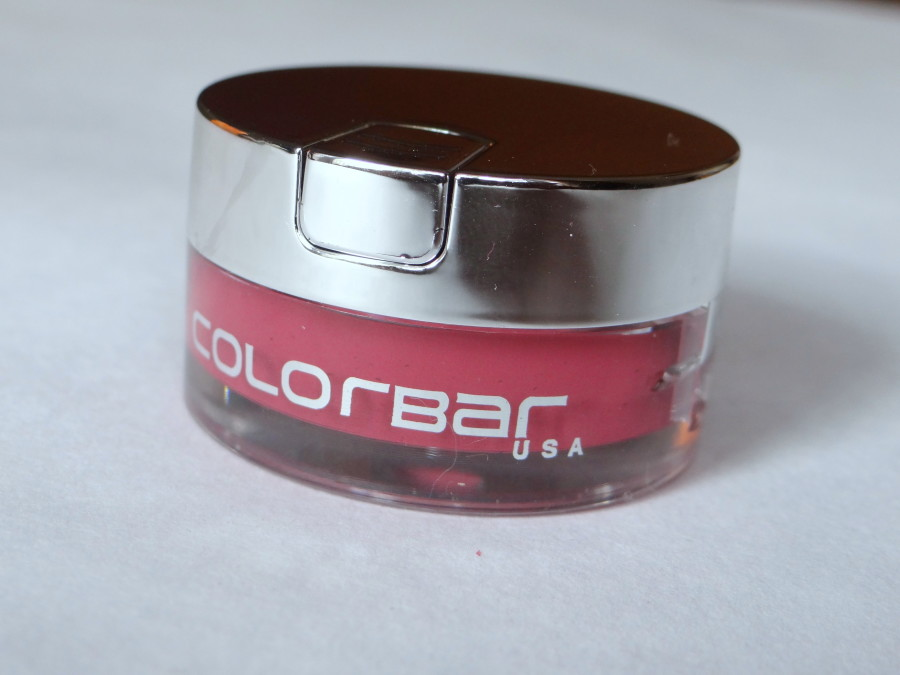 Colorbar Ange Rose Pout In a Pot Lip Color Review Swatches (3)