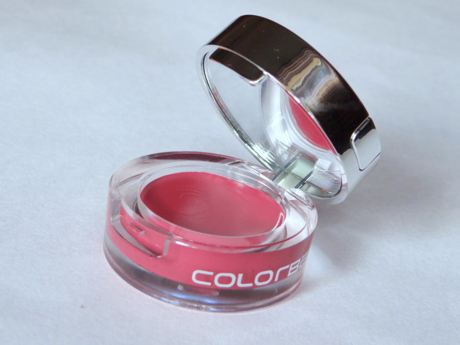Colorbar Ange Rose Pout In a Pot Lip Color Review Swatches (5)