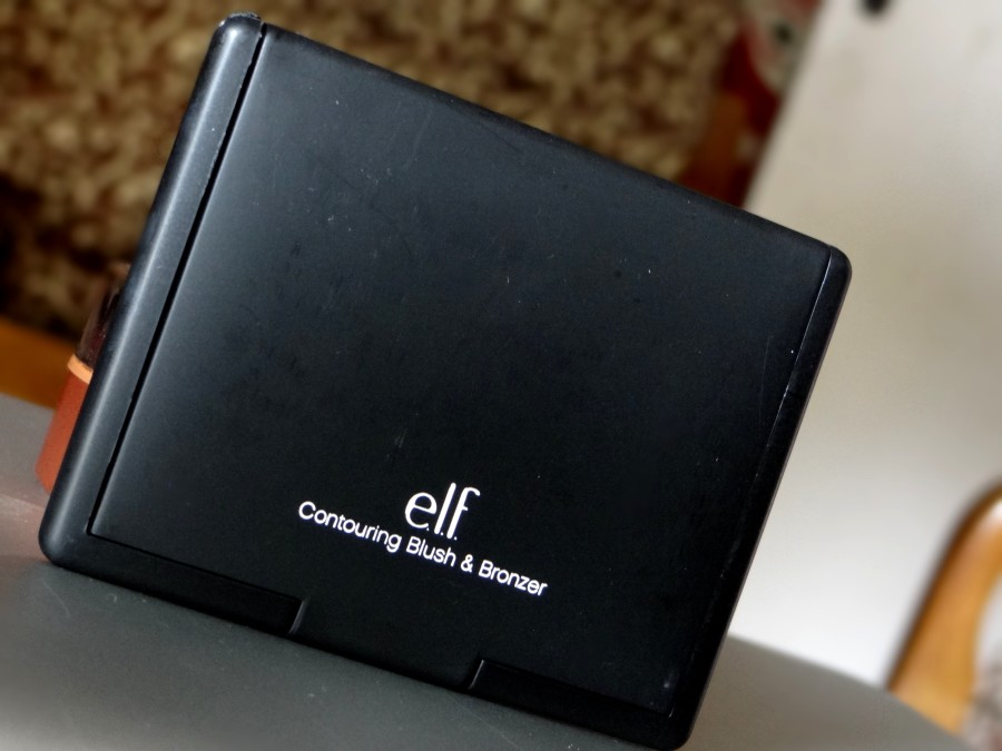 ELF St. Lucia Contouring Blush & Bronzing Powder (2)