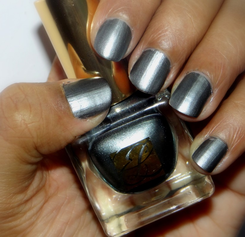 Estee  Lauder Smoked Chrome Pure Color Nail Lacquer (3)