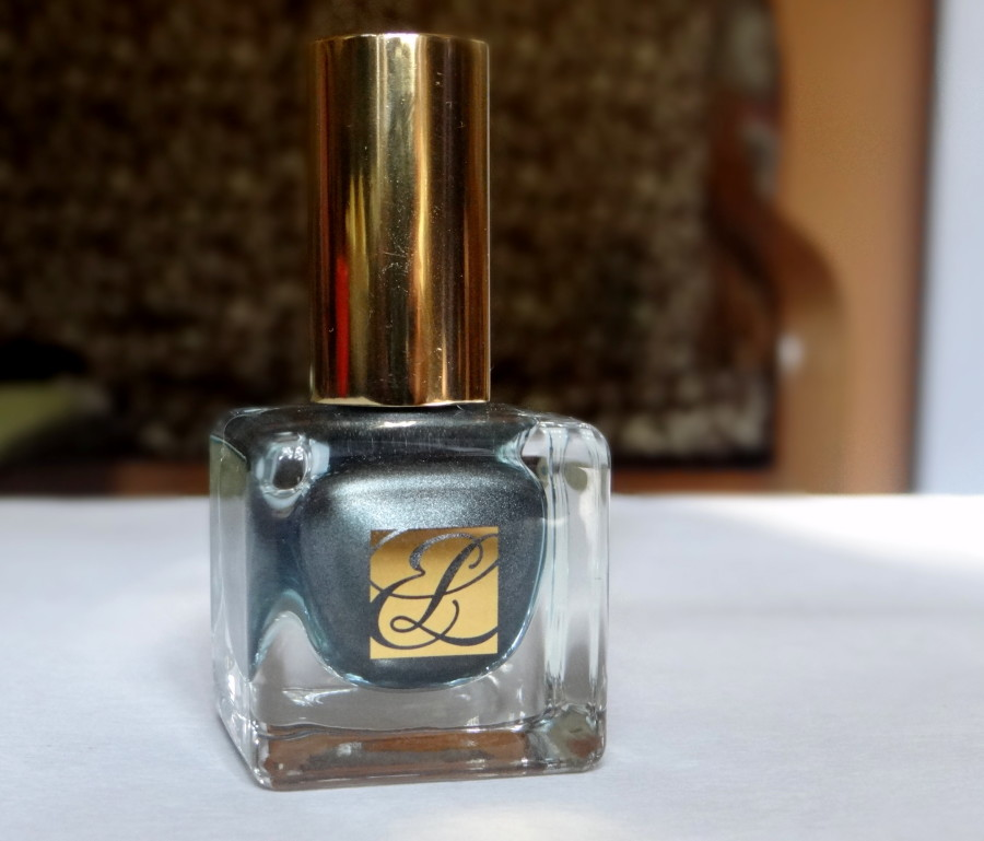 Estee  Lauder Smoked Chrome Pure Color Nail Lacquer (4)