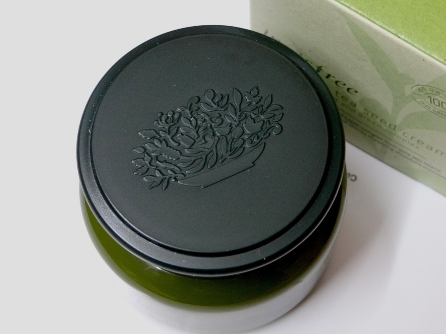 Innisfree The Green Tea Seed Cream Review (3)