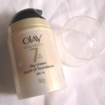 Olay Total Effects Day Cream with Touch of Foundation Review